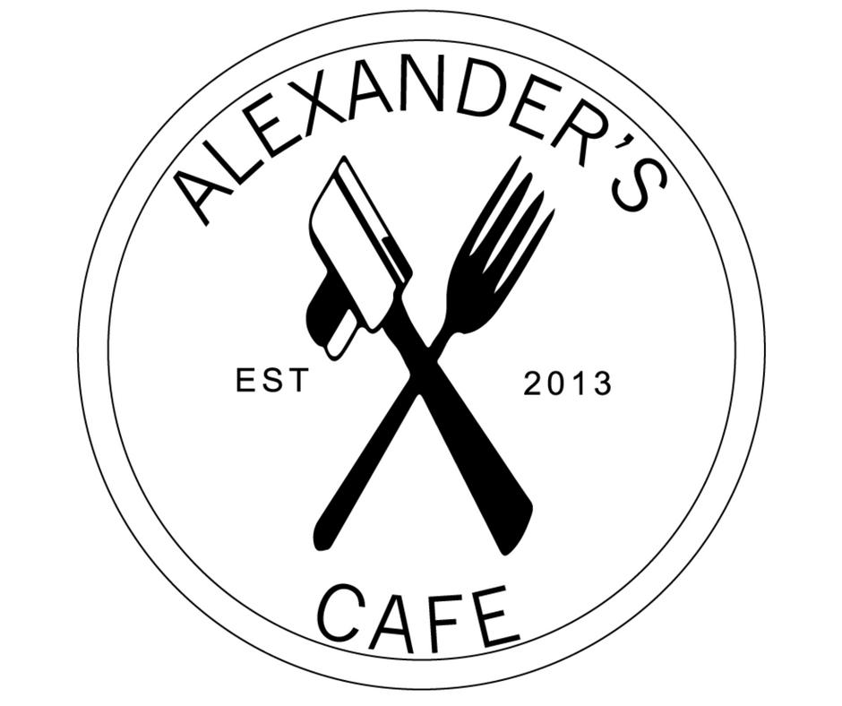 Alexanders cafe logo dapto chamber of commerce